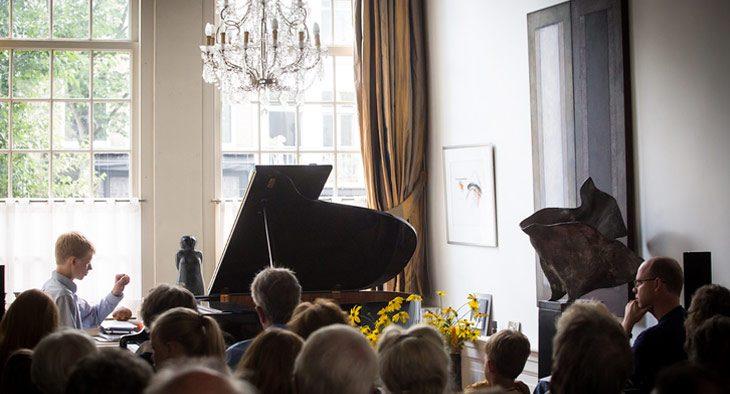 Nathan Schaumann en Evander Eijsink geven concert in Grachtenfestival