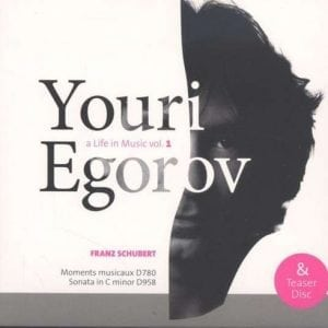 Youri Egorov - A Life In Music vol.1