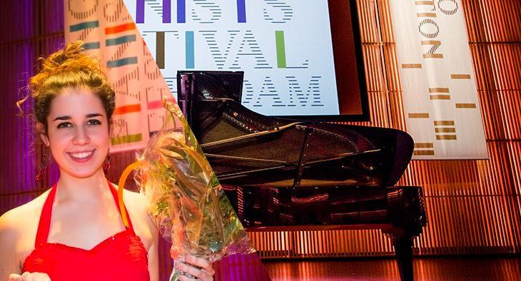 Rosalía Gómez Lasheras wint YPF Concours