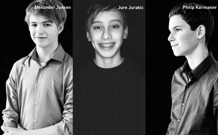 Dit zijn de finalisten van de YPF Junior Competition 2019!