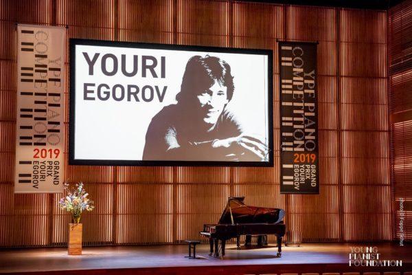 Nieuw: Youri Egorov Kring