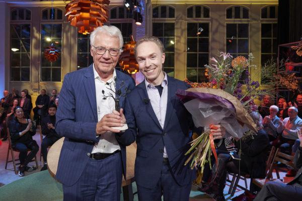 Ralph van Raat ontvangt de Ovatie 2019