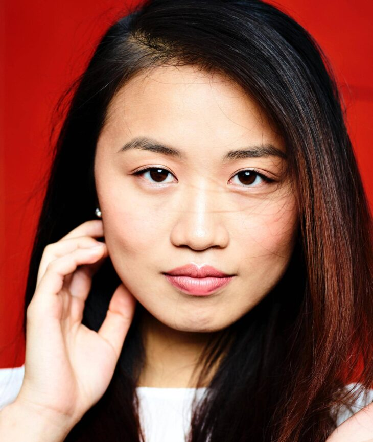 Yang Yang Cai in Muziekgebouw aan 't IJ
