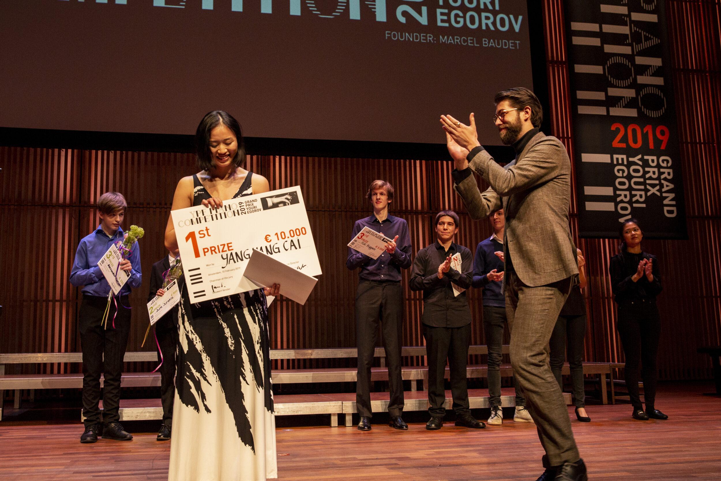 NIEUW – trailer voor het YPF concours in 2022